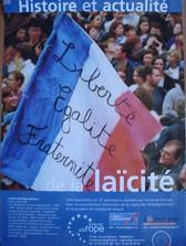 Histoire et actualité de la laïcité en France